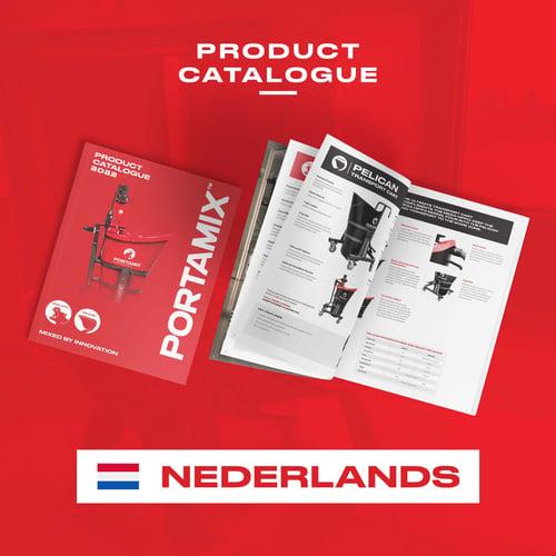Portamix Product Catalogue Dutch
