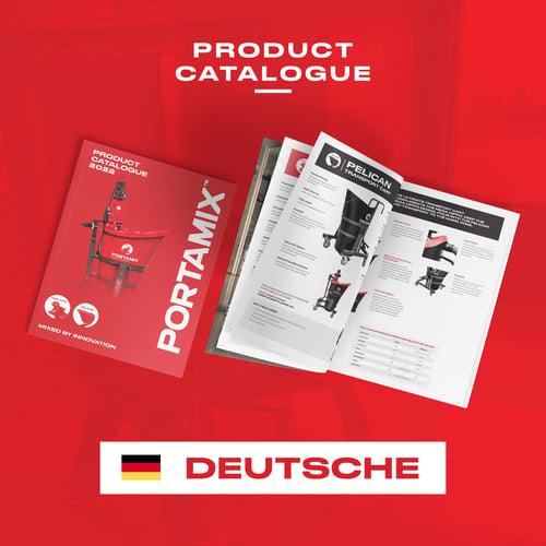 Portamix Product Catalogue German