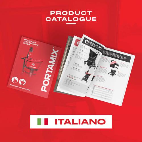 Portamix Product Catalogue Italian