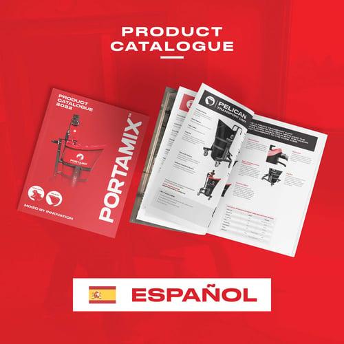 Portamix Product Catalogue Spanish